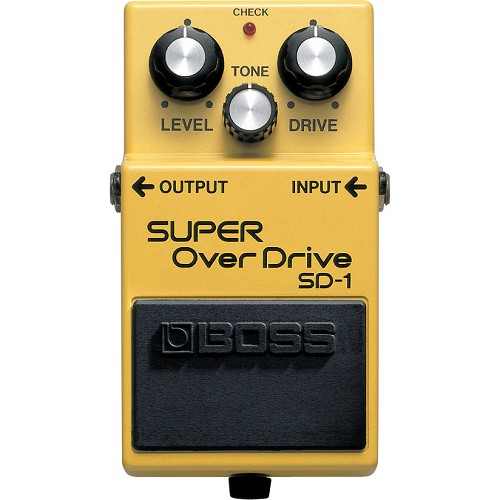 harga BOSS Guitar Effect Super OverDrive [SD-1] Bhinneka.Com